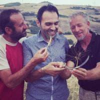 Pietro Parisi, lo chef contadino: