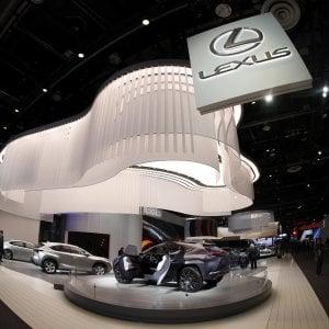 "L'ammiraglia Lexus LS riceve il riconoscimento ""Eyeson design research award"" 2017"