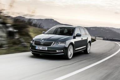 Nuova gamma Škoda Octavia, si parte