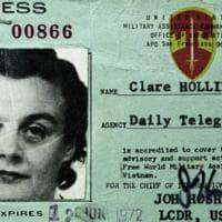 Addio a Clare Hollingworth: i giornali britannici celebrano la giornalista dello 'scoop del secolo'