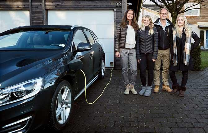 """Volvo, guida autonoma senza """"effetti speciali"""""""