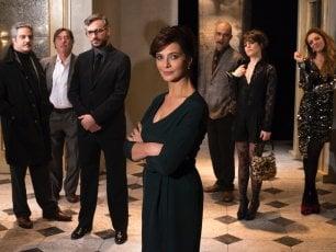 """Laura Morante a teatro: """"B&B e Agatha Christie, ecco la mia locandiera"""""""