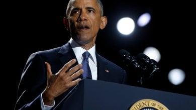 """Obama """"trova"""" subito lavoro  Spotify gli offre di preparare le playlist"""