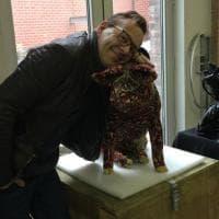 Viaggio a Gand: lo studio e le opere di Wim Delvoye