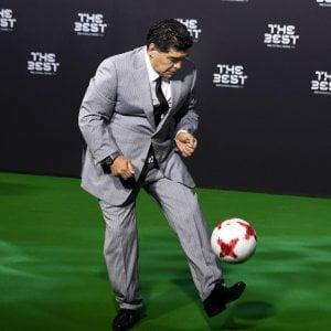Maradona, altro attacco a Icardi: ''Lui in Nazionale? Meglio un ex giocatore''