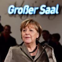 Amburgo. Merkel inaugura sala concerti