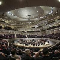 Elbphilarmonie. Cerimonia e concerto inaugurale