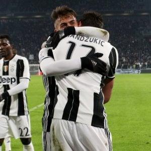 Juventus-Atalanta 3-2, qualificazione sofferta per i bianconeri
