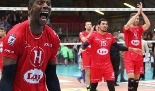Volley, coppa Italia quarti di finale: Trento e Modena ok, la sorpresa Piacenza alla final four
