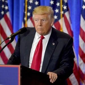 """Usa, Nyt: """"Dossier su Trump commissionato da suoi avversari repubblicani"""""""