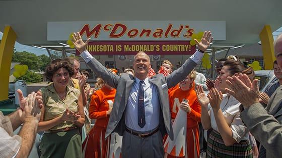 Quelle strane cravatte di Mister McDonald