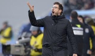 Sassuolo, Di Francesco per la svolta: ''Col Palermo non si può sbagliare''