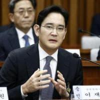 L'erede della dinastia Samsung sospettato di corruzione nello scandalo Park