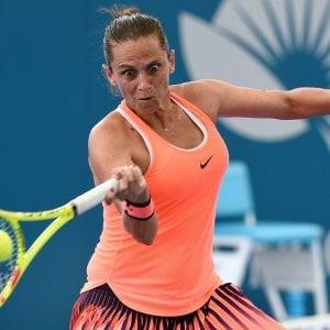 Tennis, Australian Open: Roberta Vinci 15esima testa di serie, Fabbiano in corsa per il tabellone