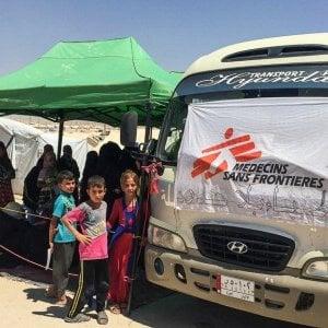 Iraq, ansie e depressioni diffuse tra le persone fuggite da Mosul