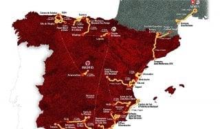 Vuelta Spagna 2017, si parte dalla Francia: tanta salita, c'è l'Angliru