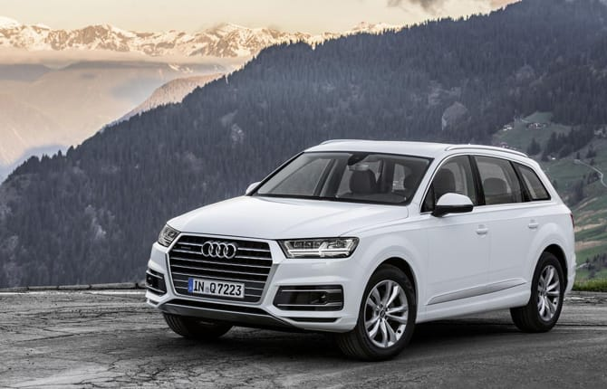 Novità Audi, 2017 a tutto gas