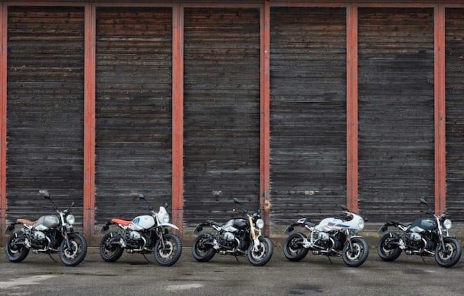 BMW Motorrad al Motor Bike Expo di Verona: tre giorni di novità