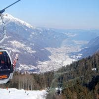 Dolomiti di Brenta, magie d'inverno