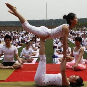 Yoga, funziona contro il mal di schiena lombare