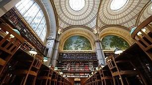 Torna la biblioteca del Re Sole