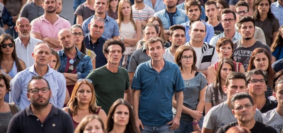"""'L'ora legale', Ficarra e Picone con un film civile: """"Noi vogliamo far ridere"""""""