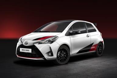 Toyota, arriva la super Yaris