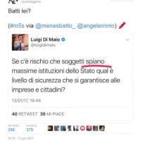 M5s, Di Maio e il congiuntivo: tre tentativi per un tweet