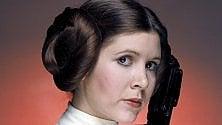 Carrie Fisher non avrà un avatar digitale in Star Wars IX