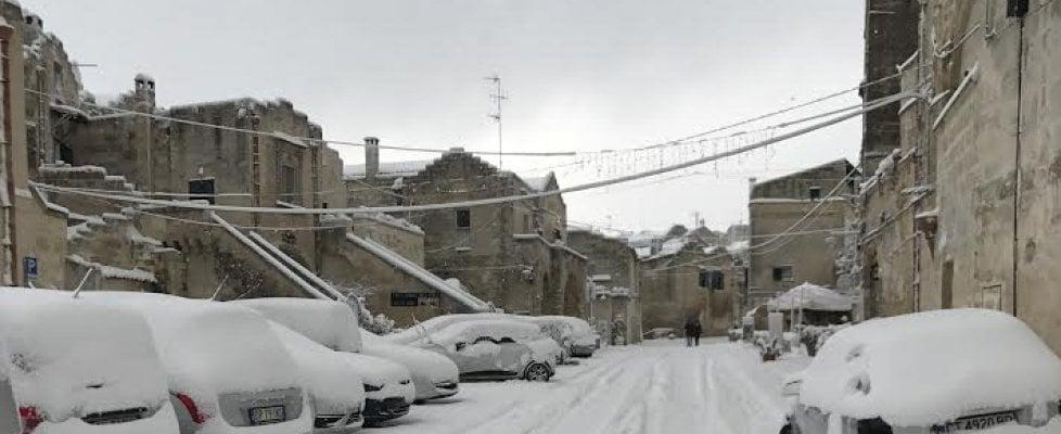 Meteo, aria artica in arrivo: venti gelidi e neve, peggioramento al Centrosud