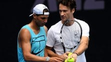"""Tennis, Australian Open; Nadal: """"Golf e pesca possono attendere, mi sento ancora competitivo"""""""