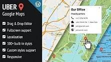 Ora si può prenotare una corsa Uber con Google Maps