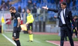 """Lazio, Inzaghi: """"Continuiamo a vincere, ma davanti corrono tutte..."""""""