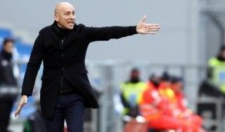 """Palermo, Corini: """"Sconfitta pesante, parlerò con Zamparini"""""""