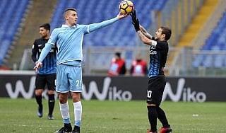 Le pagelle di Lazio-Atalanta: Milinkovic un gioiello, Berisha stecca la partita dell'ex