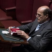 """Pier Luigi Bersani: """"La lezione non è servita, su lavoro, fisco e welfare bisogna..."""