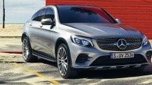 Mercedes GLC,  quante idee-   Foto