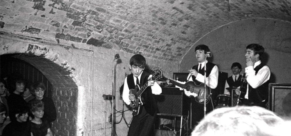 Beatles e musica rock