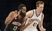 Harden rilancia Houston Westbrook, un altro show
