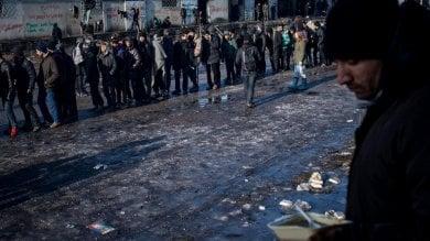 Migranti, il cielo sopra Belgrado   foto   ecco gli 'angeli' della sopravvivenza