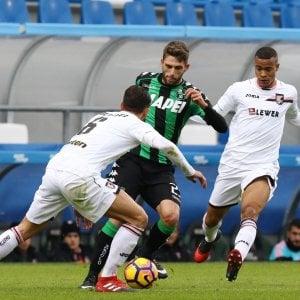"""Sassuolo, Di Francesco lancia Berardi: """"Da due anni è pronto per una grande"""""""