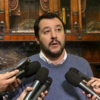 """Salvini sfida Berlusconi sulla leadership del centrodestra: """"Si facciano le primarie"""""""