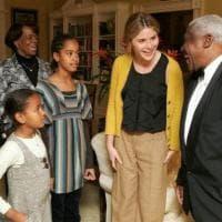 Usa, amarcord alla Casa Bianca: i primi giorni di Malia e Sasha Obama nella residenza presidenziale