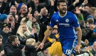 Chelsea, tregua tra Conte e Diego Costa: ma a giugno sarà addio