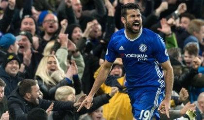 Chelsea, tregua Conte-Diego Costa ma a giugno sarà addio