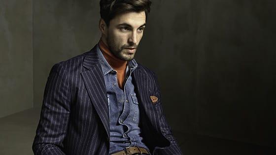 Moda maschile, il mondo in una giacca