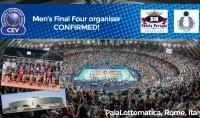 La Champions torna in Italia A Roma la Final Four