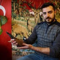 Turchia, tra i collezionisti di piccioni: fino a 900 dollari per un esemplare
