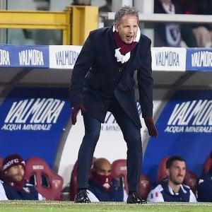 """Torino, Mihajlovic: """"Pareggiare così è da folli"""""""