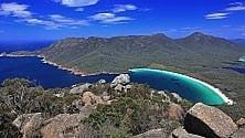 Luna di miele in vista? Le 10 mete da sogno       Foto  Caraibi, Tasmania..